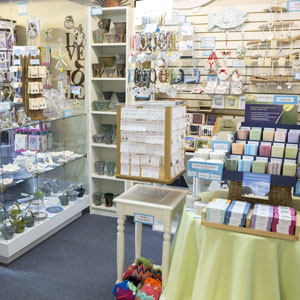 Wonderful variety of locally crafted gifts